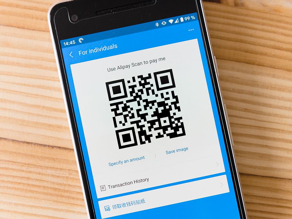 Příjem čínských plateb AliPay & WeChat Pay