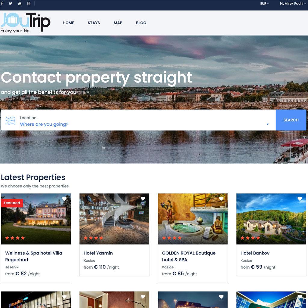JOuTrip.com - užitečné informace pro cestovní komunitu