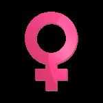 Žena - ikona