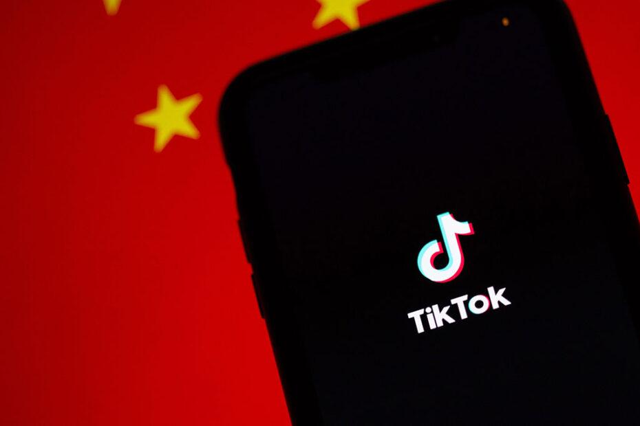 TikTok marketing v Číně