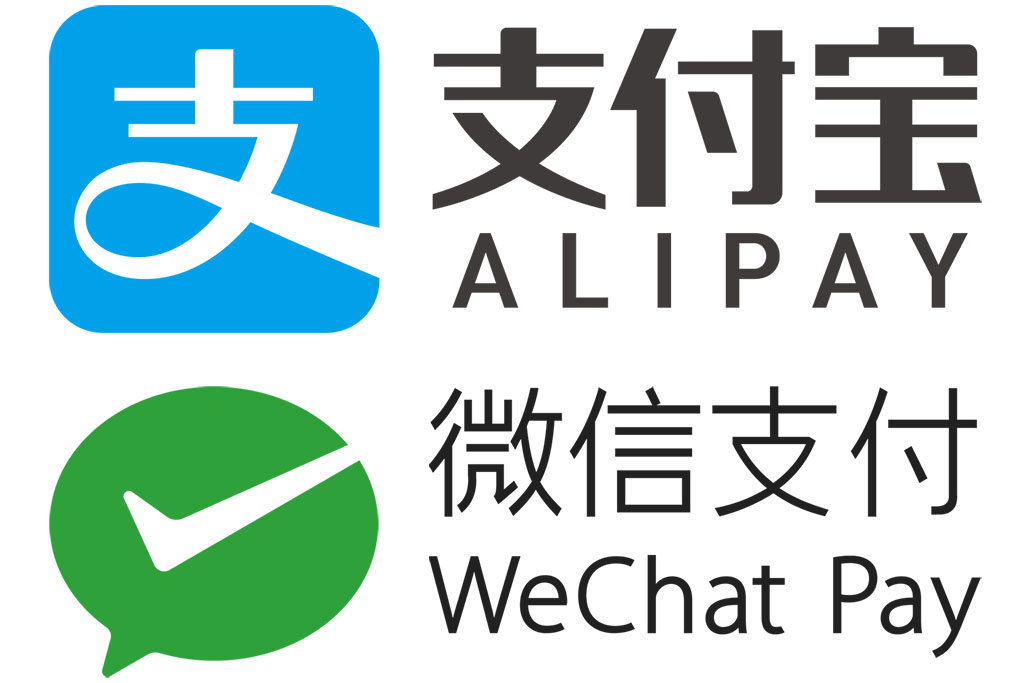 AliPay & WeChat Pay